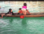 Girl Saves Swimmers From Capsized Boat In Amazing Way