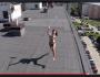 Drone VS Girl