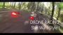 Drone racing Star Warsstyle