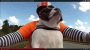Sweets the English Bulldog see's a biker wave at us and she waves back ALL ON HEROWN!!!