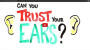 Can You Trust Your Ears? (AudioIllusions)