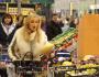 Opera in supermarket