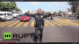 Mexico: Meet the fleet-footed policeman DANCING while directing traffic