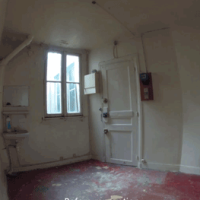 This Woman Turns Her Tiny Paris Apartment Into A Complete Home