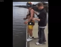 "This Guy's Friends Take Him To ""Bungee Jumping"" But He Has No Idea Of What He Is Really Doing"