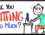 How Sitting All Day Long Affects Our Body Is Shocking!