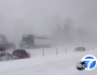 150 Car Pile-Up on Michigan Highway