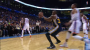 Trevor Booker Sinks the Craziest Circus Shot of the Year!