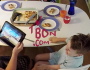 Technology has hijacked family dinnertime. Watch the Pepper Hacker reclaimit.