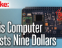 The Chip Is A $9 Card-Sized Computer That Can Almost Do It All