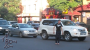 Russian Guy Directs Traffic At Busy Intersection When Traffic Light GoesOut