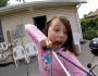 Brave Girl Pulls Her Tooth With Slingbow