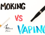 Smoking vs. Vaping, Which Is Safer?