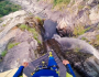 Laso Schaller's Insane 59 Meter CliffJump!