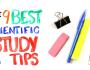 The 9 BEST Scientific StudyTips