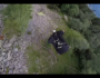 Crazy Wingsuit Flight