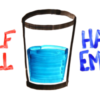 Is This Glass Half Empty? Are You An Optimist Or A Pessimist?
